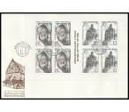 Česká republika FDC ** - Židovské památky v Praze 1997