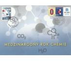 Belgie 2011 ** - Chemie - společné vydání se Slovenskem