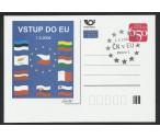 Česká republika PAL ** - ČR členem EU 2004
