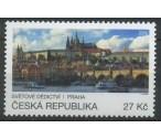 Česká republika ** - Světové dědictví UNESCO - Praha 2016