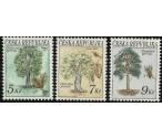Česká republika ** - Ochrana přírody - stromy 1993