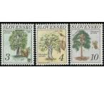 Slovensko ** - Ochrana přírody - stromy 1993