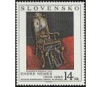 Slovensko ** - Umění - Endre Nemes 1996