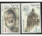 Izrael ** - Židovské památky v Praze 1997