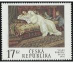 Česká republika ** - Umění - Vlaho Bukovac 2002