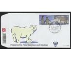 Belgie FDC ** - Ochrana polárních krajů a ledovců 2009