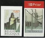 Belgie neperforované ** - Palác Stoclet v Bruselu 2007
