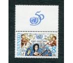 80  50. výročí založení OSN (1995)