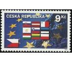 Česká republika ** - Vstup do EU 2004