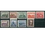 ČSR I - zn 233-241 * Jubilejní 1928