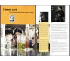 Belgie SR 2011 PAL ** - Chemie - společné vydání