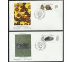 Německo FDC ** - Ochrana přírody - perlorodka 2002