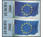 Bulharsko ZS ** - Europa CEPT 2000