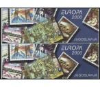 Jugoslávie ZS ** - Europa CEPT 2000