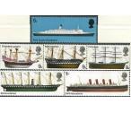 Velká Británie ** - lodě