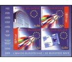 Belgie A neperforovaný ** - Vstup do EU 2004