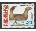 Dominikánská republika ** - vodní ptactvo
