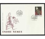 Švédsko FDC ** - Umění - Endre Nemes 1996