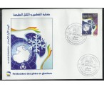 Alžírsko FDC ** - Ochrana polárních krajů a ledovců 2009