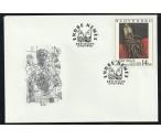Slovensko FDC ** - Umění - Endre Nemes 1996