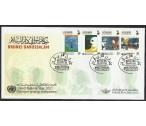 Brunej FDC - Dialog mezi civilizacemi 2001