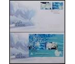 A.A.T. (Austrálie) FDC ** - Ochrana polárních krajů a ledovců 2009